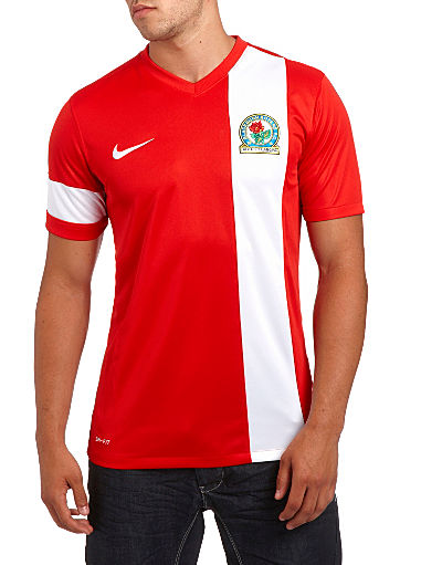 Nike Blackburn Rovers 2013/14 Away Shirt