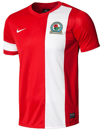 Nike Blackburn Rovers 2013/14 Junior Away shirt