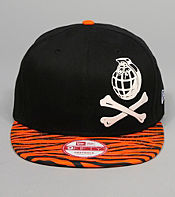 Trainerspotter x New Era G&B Snapback Cap