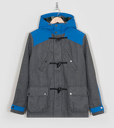 Lyle & Scott Tech Duffle Coat