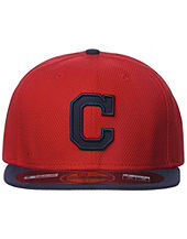 New Era MLB Cleveland Indians Diamond Era 59FIFTY Fitted Cap