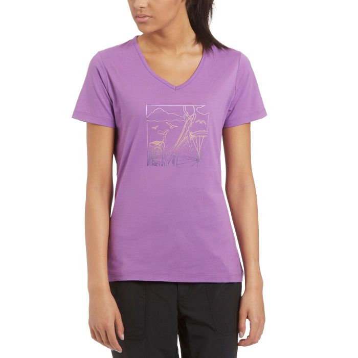 PETER STORM Womens Bike V Neck T-Shirt product image