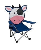 Junior Moo Cow Folding Chair
