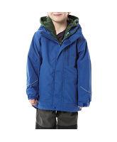 Boy's 3-in-1 Waterproof Jacket