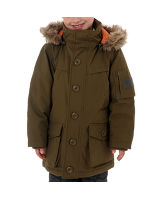 Boy's Parka Jacket