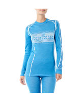 Women's Warm Ice Crew Base Layer Top