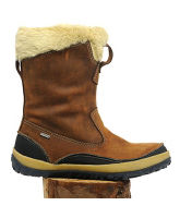 Women's Taiga Zip Waterproof Snow Boots