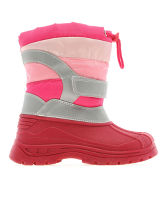 Girl's Fur Snow Boots