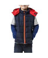 Boy's Packable Wadded Gilet