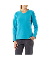 Women's V-Neck Fleece