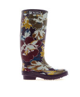 Women's Vintage Floral Wellies