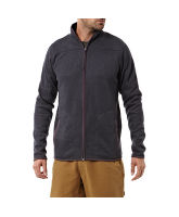 Men's Binding Zip Fleece