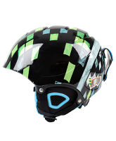 Boy's The Game Ski Helmet