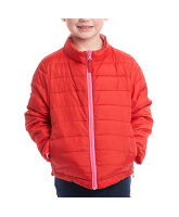 Girl's Insulated Packaway Jacket