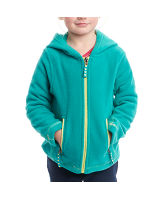 Girl's Full Zip Hoody