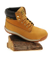 Men's Honey Boot Twister Industrial Shoes