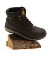 Men's Brown Boot Thunder Industrial Shoes