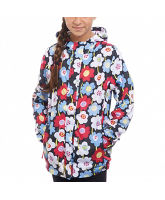 Girl's Floral Print Jack-in-a-Pack