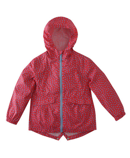 Girl's Random Spot Parka-in-a-Pack