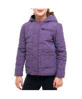 Girl's Belle Circle Quilted Jacket