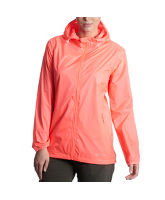 Women's Translucent Waterproof Jacket