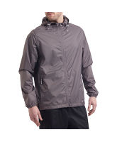 Men's Translucent Waterproof Jacket