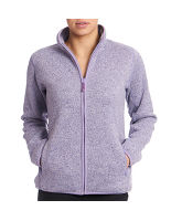 Women's Full-Zip Interest Fleece