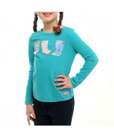Girl's Wellie Long Sleeve T-Shirt