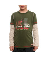 Boy's Expedition Long Sleeve T-Shirt