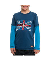 Boy's Bike GB Long Sleeve T-Shirt