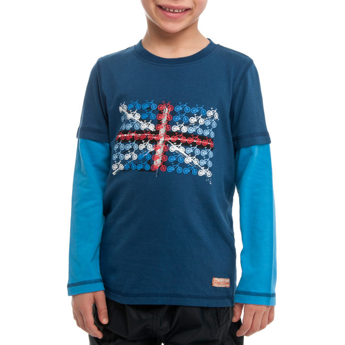 PETER STORM Boys Bike GB Long Sleeve T-Shirt product image
