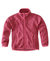 Girl's Knitlook Fleece