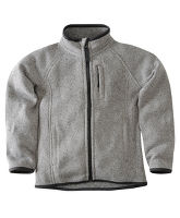 Boy's Knitlook Fleece