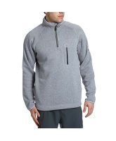 Men's Half-Zip Interest Fleece