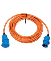 240v 16amp 25m Mains Lead