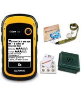 eTrex 10 GPS Geocaching Bundle