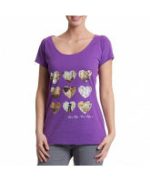 Women's Mini Photographic T-Shirt