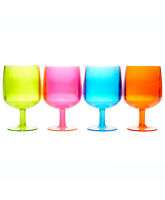 Plain Wine Glasses - 4 Pack