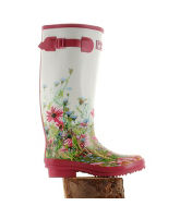 Women's Floral Wellies