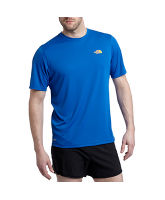 Men's Solid Flex Crew Technical T-Shirt