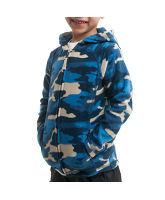 Boy's Camo Polar Fleece