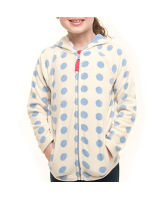 Girl's Dotty Polar Fleece