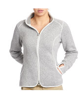 Women's Crescent Point Full-Zip Fleece Jacket