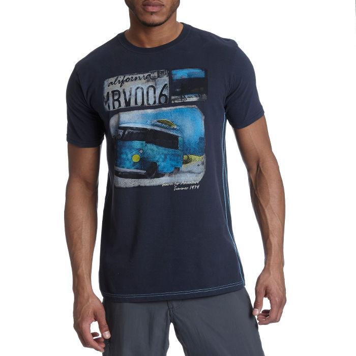 PETER STORM Mens Camper Montage T-Shirt product image