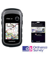 eTrex 30 GPS with BirdsEye Select Download Voucher