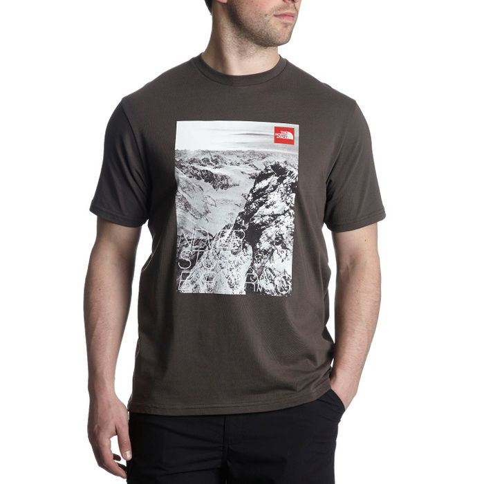 Mens Photoprint SS T-Shirt product image