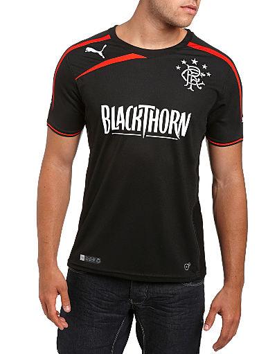 Puma Rangers FC 2013/14 Third Shirt