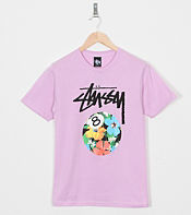 Stussy 8 Ball Flower T-Shirt