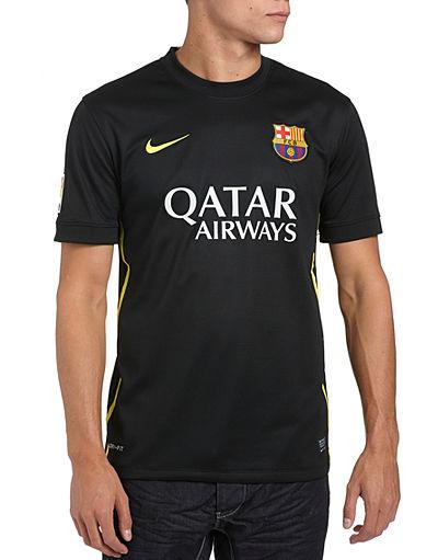 Nike FC Barcelona 2013/14 Third Shirt