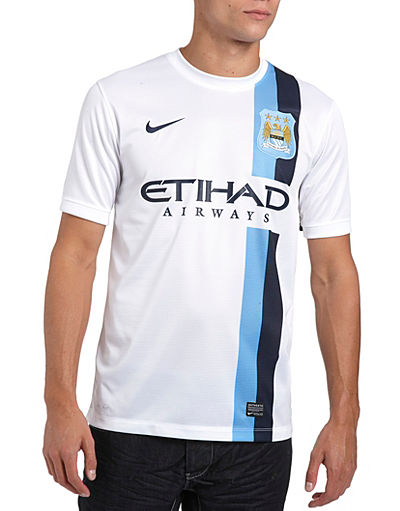 Nike Manchester City 2013/14 Third Shirt
